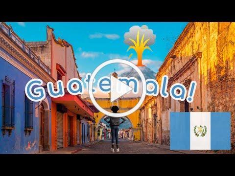 Guatemala! (Around Our World!)