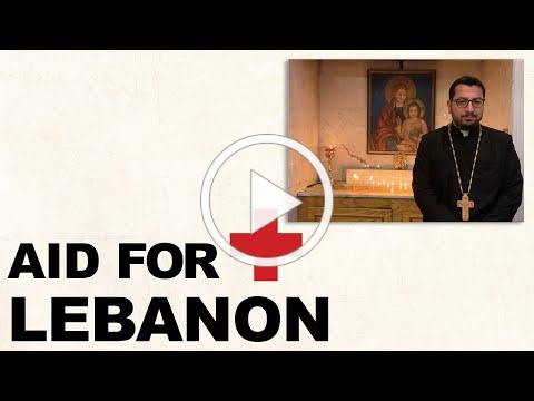 Aid For Lebanon
