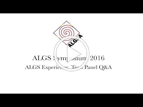 ALGS Experience, Teen Panel Q&A