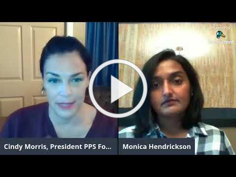 Buzz Chats with Monica Hendrickson