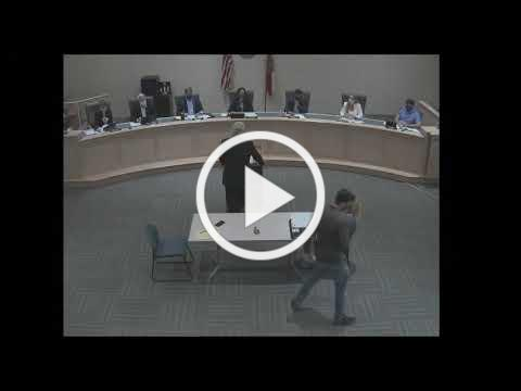 Special City Council Meeting 03/25/2021
