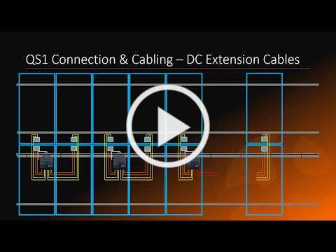 QS1 Connection & Cabling 2019 USA