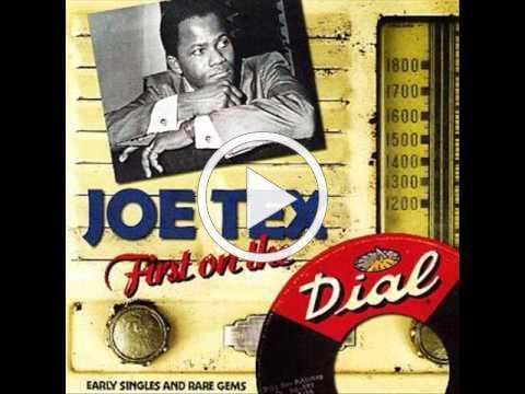 """Joe Tex - """"I'll Make Everyday Christmas(For My Woman)"""" (1967)"""