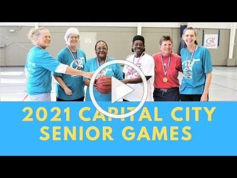 2021 Capital City Senior Games