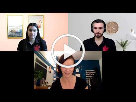 Vidéoclip de Maia Rathwell en français