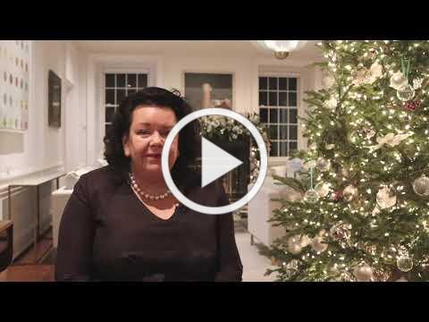 BABA Christmas Message from Dame Karen Pierce - British Ambassador to the United States