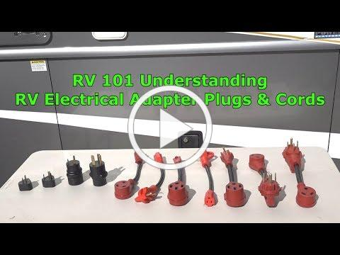 RV 101® Understanding RV Electrical Adapter Plugs & Cords