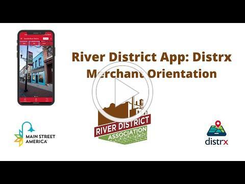 Distrx App Orientation