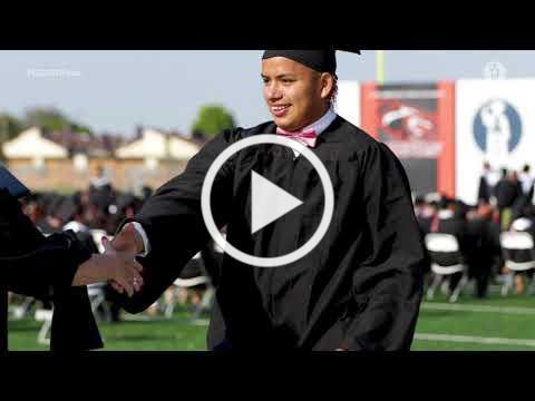 Los Amigos High School 2019 Graduation