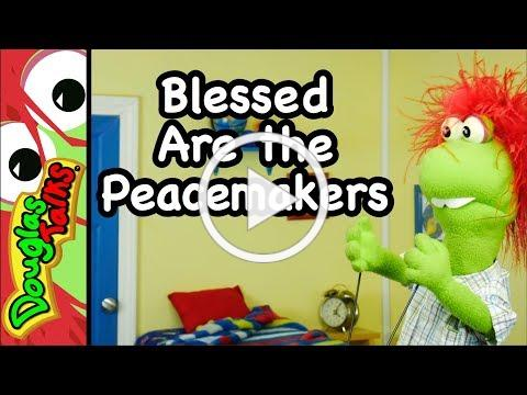 Blessed Are the Peacemakers | The Beatitudes for kids