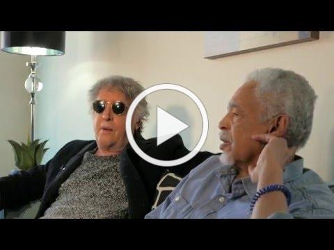 Scott and Benji discuss living at Flushing House Retirement Home