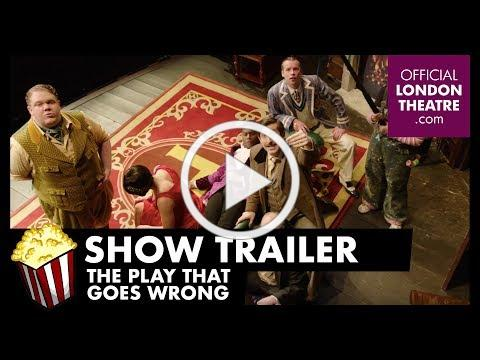 Trailer: The Play That Goes Wrong
