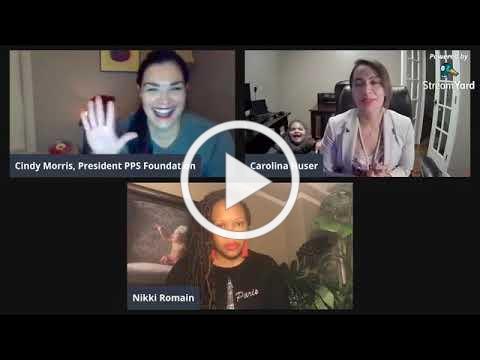 Buzz Chats with Nikki Romain and Carolina Huser