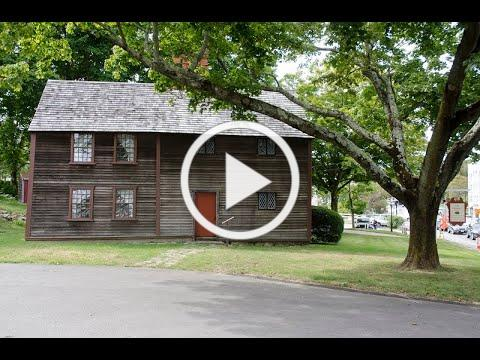 The Jabez Howland House - PSA