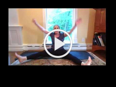 Screen Time Yoga