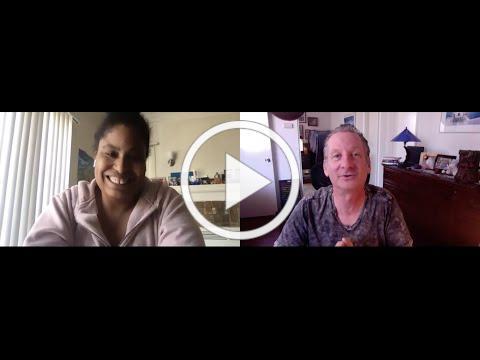 Meet The Biz With David Zimmerman - 5/08/20 - Special Guest: Tatiana Lee