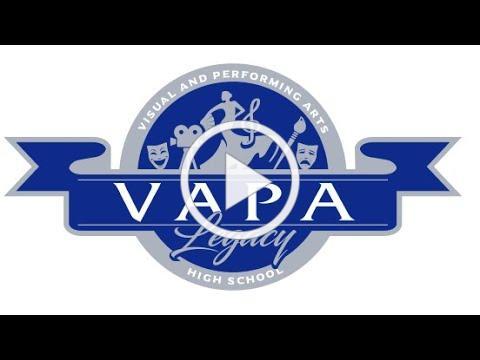 Legacy VAPA Back to School Night Sept. 10, 2020