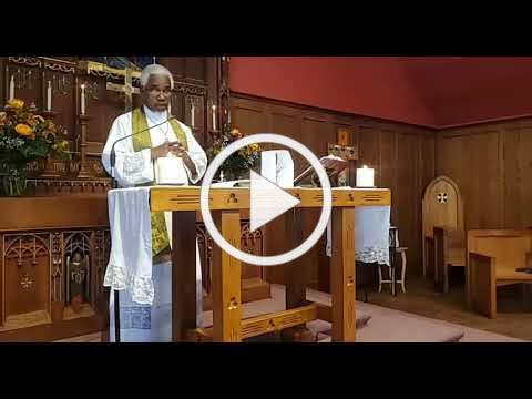 Nuestro servicio para el segundo domingo después de Pentecostés