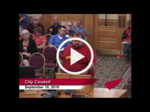 Community Speaks on Graffiti Issue