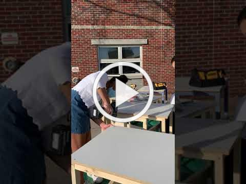 COA Making Desks