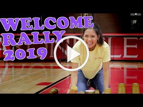 Welcome Rally 2019