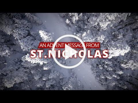 An Advent Message from St. Nicholas
