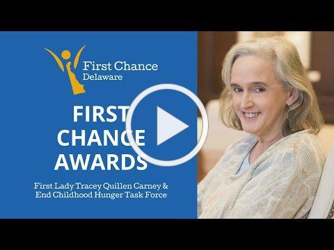 First Chance Award Recipeints
