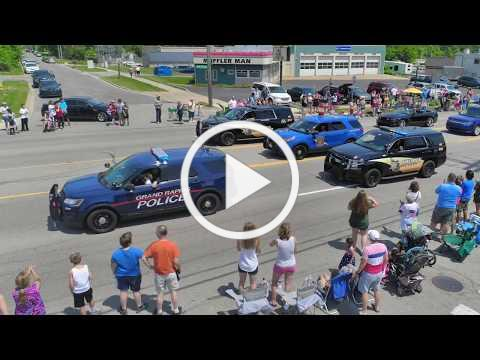 City of Walker Memorial Day Parade 2018