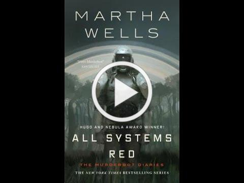 Shana reads from All Systems Red by Martha Wells