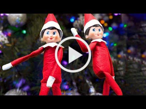 Elf On The Shelf FORTNITE Dances