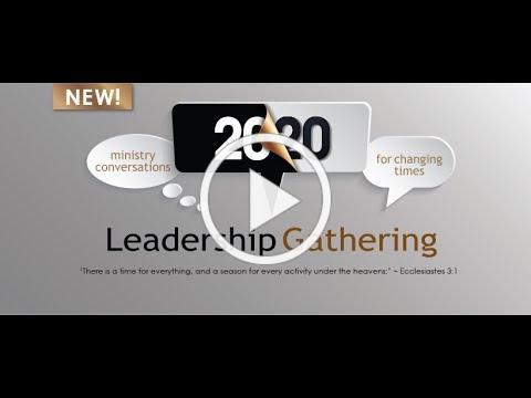 Texas District Leadership Gatherings