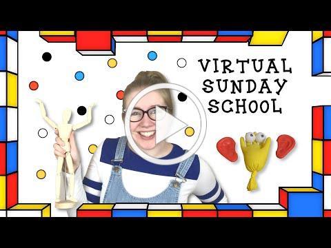 The Body of Christ - Celebrating Diversity - (1 Cor 12) Virtual Sunday School