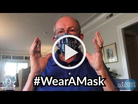 Wear A Mask | A Message from Councilman Duvall