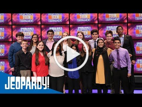 TBE's Hannah Nekritz on Jeopardy's Teen Tournament NEXT WEEK