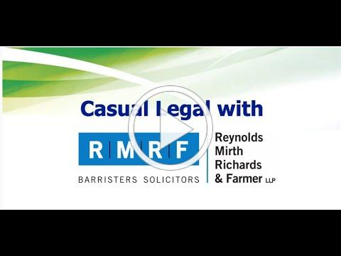CASUAL LEGAL: Orders to extend limitation periods