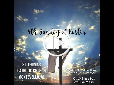 St. Thomas 4th Sunday of Easter