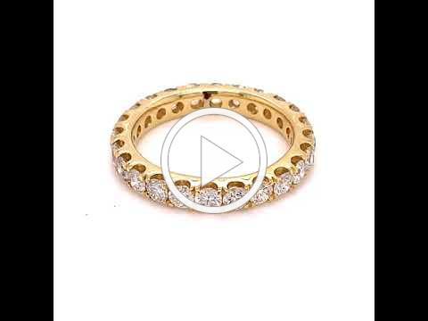J.E. CALDWELL / MDJ ADVANTAGE - DIAMOND BAND - DOMINIC MAINELLA - 4009486