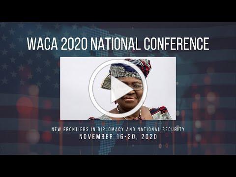 2020 WACA National Conference | Opening Keynote & International Service Award Program