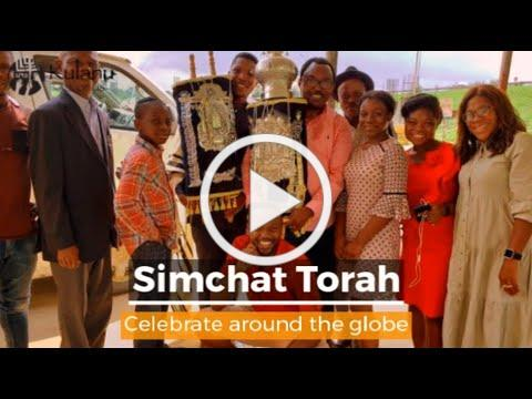 Simchat Torah Photos and Video from Around the Globe