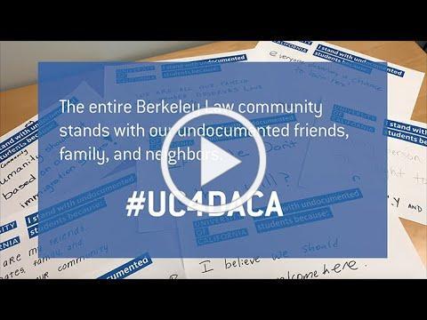 Berkeley Law hosts DACA clinic