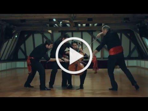 Wiener Cello Ensemble 5+1׃ Bolero