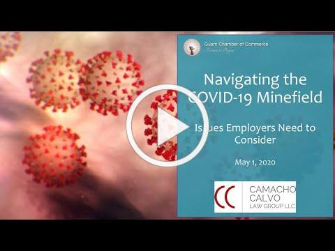 Navigating the COVID 19 Minefield Issues Employers Need to Consider