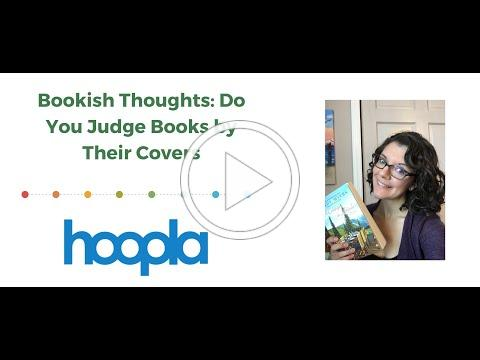 Bookish Thoughts: Do You Judge Books By Their Covers?