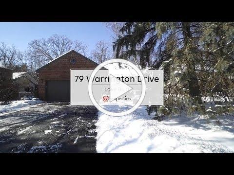 79 Warrington Drive, Lake Bluff, IL 60044