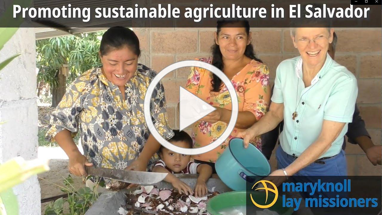 Promoting sustainable agriculture in El Salvador