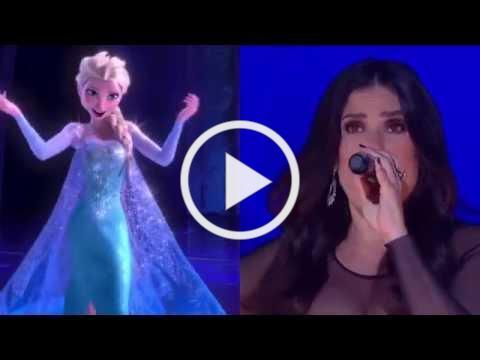 Disney ★ Original singing voice actors