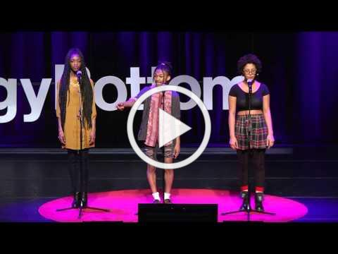 This mouth, this body, this being, is an act of rebellion | DC Youth Slam Team | TEDxFoggyBottom
