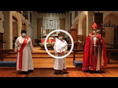 Ordination of Sun-Hwan Spriggs and Virginia Whatley to the Vocational Diaconate