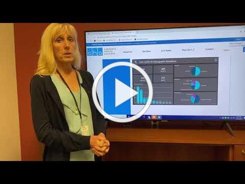 Cabarrus Health Alliance COVID-19 Daily Update July 15, 2020