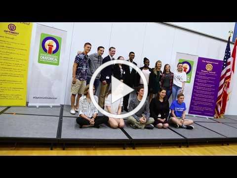 2017 Optimist International Oratorical World Championships